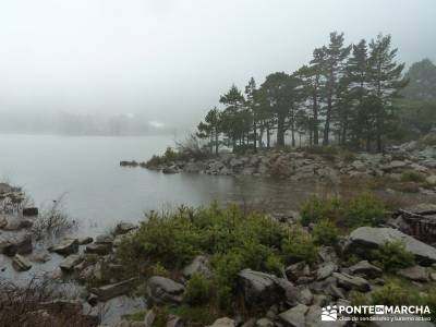 Lagunas de Neila;viajes senderismo;viajes octubre;trekking madrid